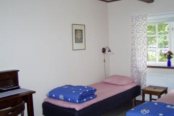 Långasjö : Langasjo hostel in sweden private double room