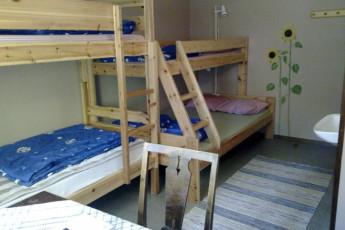 Långasjö : Langasjo hostel in sweden dorm