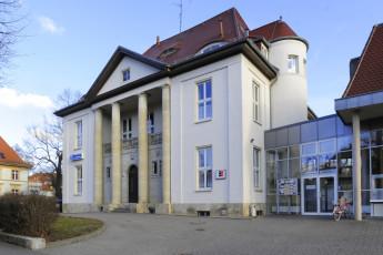 Erfurt : Erfurt Hostel Building