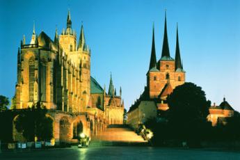 Erfurt : Erfurt Cathedral