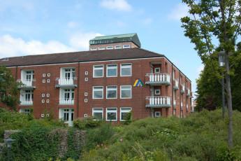 Kiel : hostel building Kiel