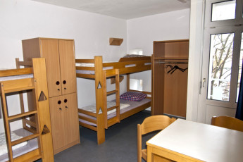 Kiel : Kiel Hostel dorm room