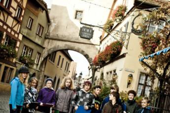 Rothenburg ob der Tauber :