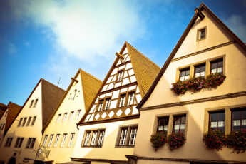 Rothenburg ob der Tauber :