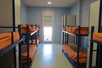 Deltebre - Mn. Antoni Batlle : Dorm in Mn Antoni Batlle hostel in Spain