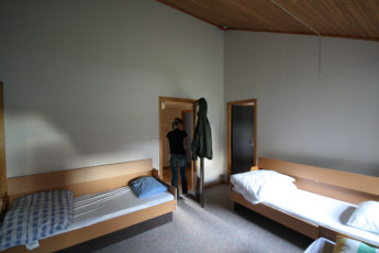 Lysefjorden : 4 Bedded Dorm Room in Lysefjorden Hostel, Norway