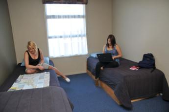 YHA Rotorua : 3 Bed Dorm Room at Rotorua YHA Hostel, New Zealand