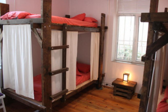 Sofia - Canape Connection : Dorm room in the Sofia - Canape Connection hostel in Bulgaria