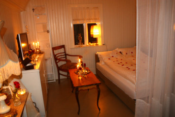 Dalvik : Bedroom in Dalvik Hostel, Iceland