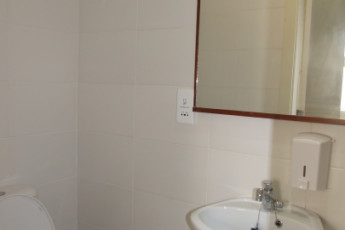 Msida - NSTS Campus Residence : Bathroom in the Msida - NSTS Campus Residence hostel in Malta
