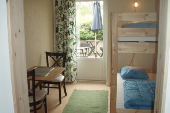 Östersund/Ledkrysset : Bedroom in Östersund/Ledkrysset Hostel, Sweden