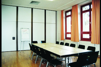 Vienna - Brigittenau Youth Palace : Meeting Room in Vienna Brigittenau Youth Palace Hostel, Austria
