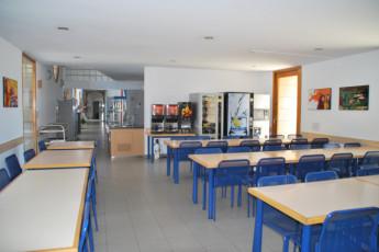 Manresa - Del Carme : Manresa Del Carme dining and kitchen
