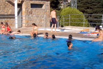 Navarredonda de Gredos : Navarredonda De Gredos Pool