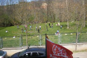 La Seu d'Urgell - La Valira : La Seu d'Urgell La Valira garden