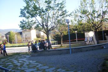 La Seu d'Urgell - La Valira : La Seu d'Urgell Valira Bogenschießen