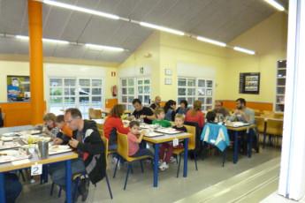 La Seu d'Urgell - La Valira : La Seu d'Urgell La Valira dining