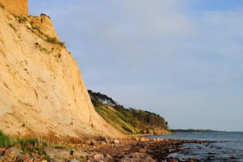 Landskrona : Landskrona cliff