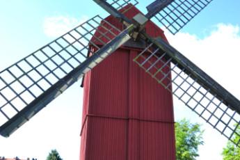 Landskrona : Landskrona windmill