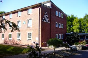 Flensburg : Flensburg hostel building