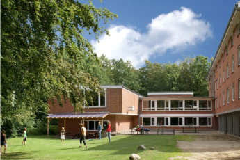 Flensburg : garden Hostel Guests in Flensburg