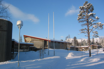 Rauland Hostel Akademiet : Exterview view of the Rauland Hostel Akademiet Hostel in Norway