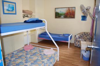 Gold Coast - Coolangatta/Kirra Beach : Dorm room at the Gold Coast - Coolangatta/Kirra Beach hostel in Australia