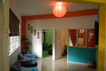 Cali - Sunflower Hostel : Bedroom in Cali - Sunflower Hostel, Colombia