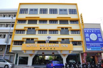 Melaka - Hallmark Hotel Inn Leisure : Front Exterior View of Melaka - Hallmark Hotel Inn