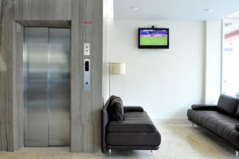 Melaka - Hallmark Hotel Inn Leisure : Lobby in Melaka - Hallmark Hotel Inn