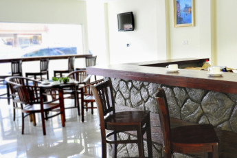 Melaka - Hallmark Hotel Inn Leisure : inside the Bar and Bistro at Melaka - Hallmark Hotel Inn