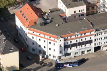 Bochum : Front Exterior View of Bochum Hostel, Germany