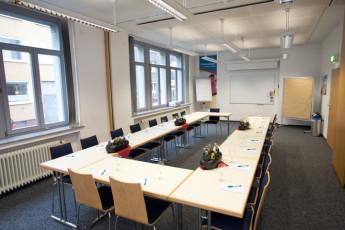 Bochum : Meeting Room in Bochum Hostel, Germany