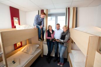 Bochum : Dorm Room in Bochum Hostel, Germany