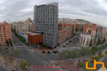 Barcelona - Barcelona Urbany Hostel : Exterior view of Barcelona - Barcelona Urbany Hostel in Spain