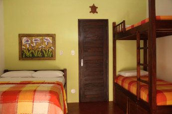 Pipa - Tibau do Sul - Pipa Hostel : Dorm Room in Pipa - Tibau do Sul - Pipa Hostel