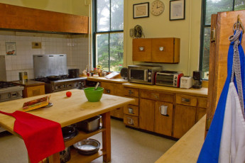 HI - Marin Headlands : Kitchen in HI - Sausalito - Marin Headlands, USA