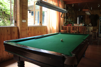 Longsheng - LongJi International YH : Bar and Pool Table in Longsheng - LongJi International YH, China