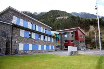 Andorra la Vella - Alberg de la Comella : Exterior View of Andorra la Vella - Alberg de la Comella Hostel, Andorra