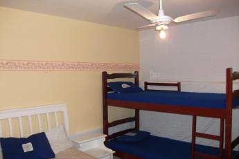 Rio De Janeiro – Cidade Maravilhosa Hostel : Dorm Room in Cidade Maravilhosa Hostel - Rio, Brazil