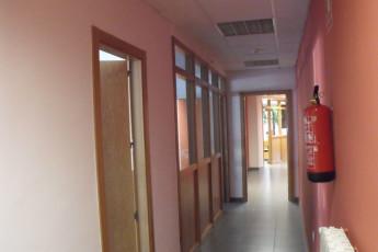 Fernán González : Miranda de Ebro hallway