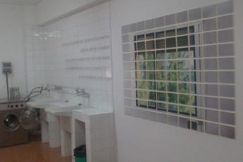 Fernán González : Miranda de Ebro laundry