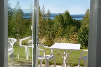 Orsa : Orsa patio view