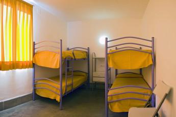 Albergue Inturjoven El Bosque : hostel dorm Inurjoven Forest