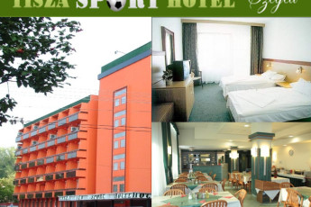Szeged - Tisza Sport Hotel : Exterior and Interior Images of Szeged - Tisza Sport Hotel