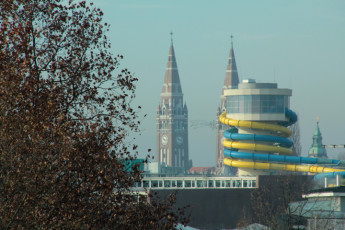 Szeged - Tisza Sport Hotel : View of Landscape Surrounding Szeged - Tisza Sport Hotel