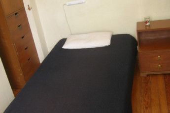 Mexico City - Condesa Chapultepec : Single Bedroom in Mexico City - Condesa Chapultepec Hostel, Mexico