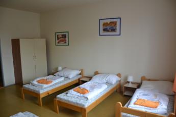 Tabor - Hostel Bernarda Bolzana : Dorm Room in Tabor - Hostel Bernarda Bolzana, Czech Republic