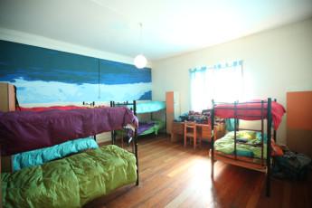 Valparaiso -  PataPata Hostel : Dorm Room in Valparaiso - PataPata Hostel, Chile