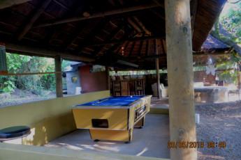 Wilderness - Fairy Knowe Backpackers : Pool Table in Wilderness - Fairy Knowe Backpackers, South Africa